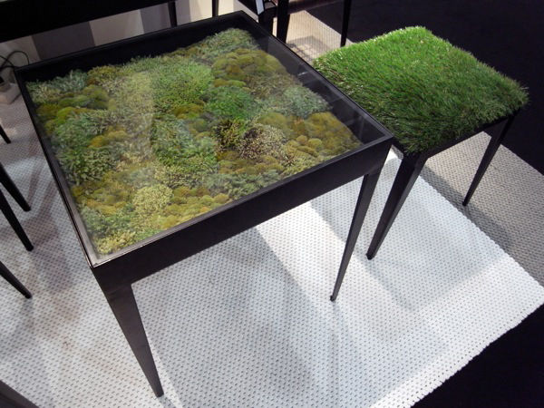 'Real Moss Table' by Ayodhya from Thailand
