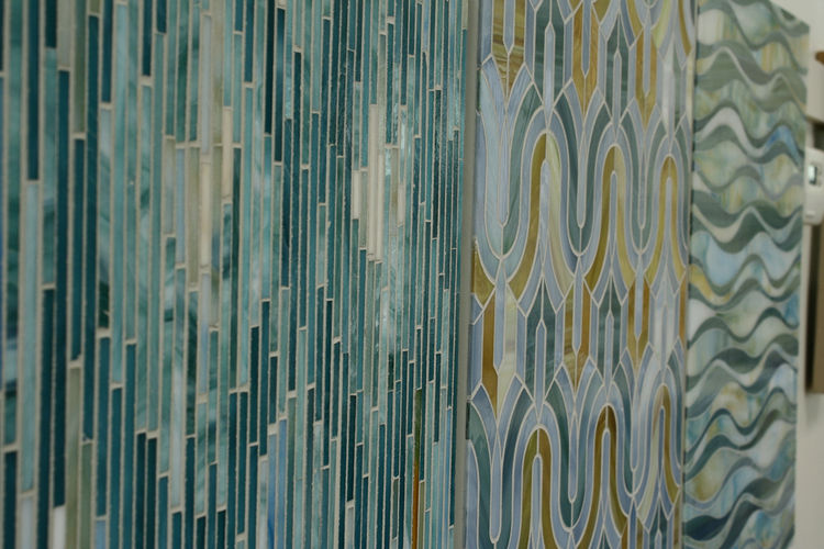 "Lots of companies do mosaics, but few have the options, the designs, the sheer volume of variety as <a href=""http://www.newravenna.com/"">New Ravenna Mosaics</a>.  Founded in 1991 by Sara Baldwin, New Ravenna Mosaics employs more than 100 people and is one"