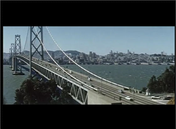 San Francisco in the 1950s.