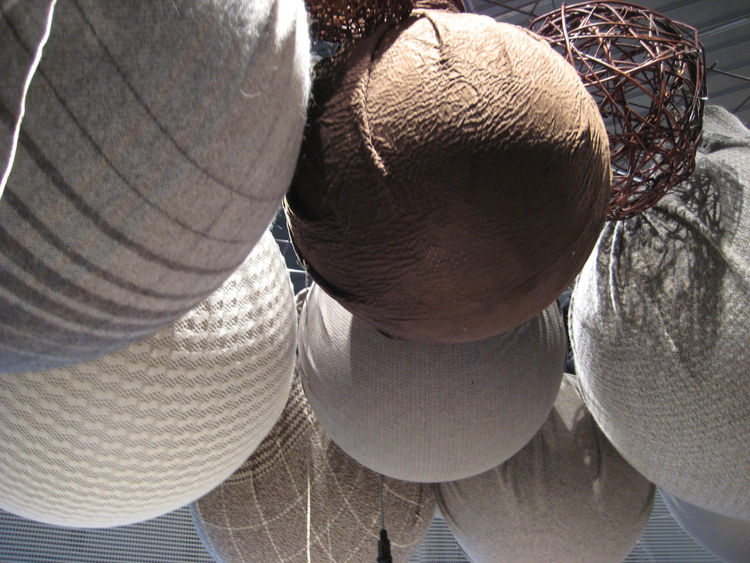From the Futuristic trend at Heimtextil.