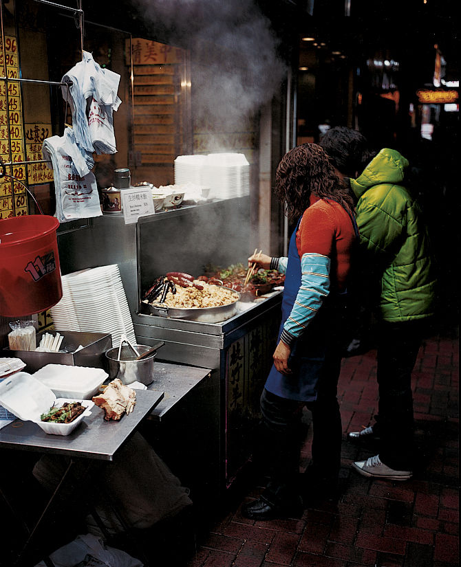 As the city's many food stalls attest, Hong Kong is a gourmand's paradise.