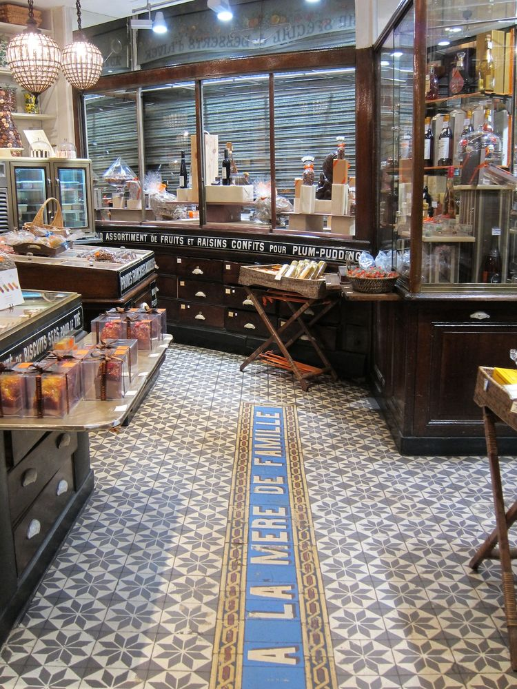 "To give a bit of context, allow me one brief detour down the street from the hotel... to the uber-charming <a href=""http://www.lameredefamille.com/#/home/"">A La Mere de Famille</a>, one of Paris's oldest candy shops, dating from 1761."