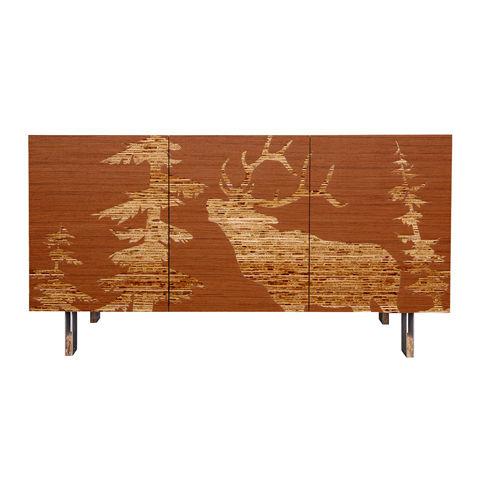 Mod Lodge Sideboard by Iannone.