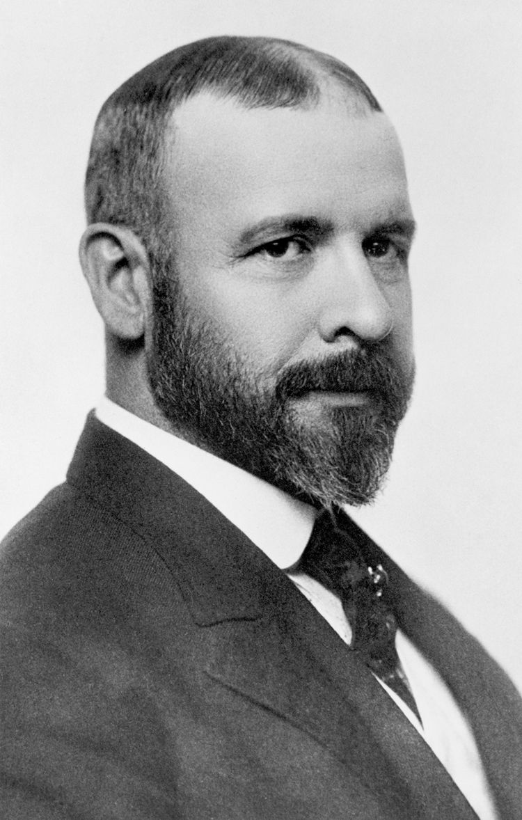 "A portrait of Louis Sullivan. Photo courtesy of <a href=""http://www.richardnickelcommittee.org/"">The Richard Nickel Committee and Archive</a>."