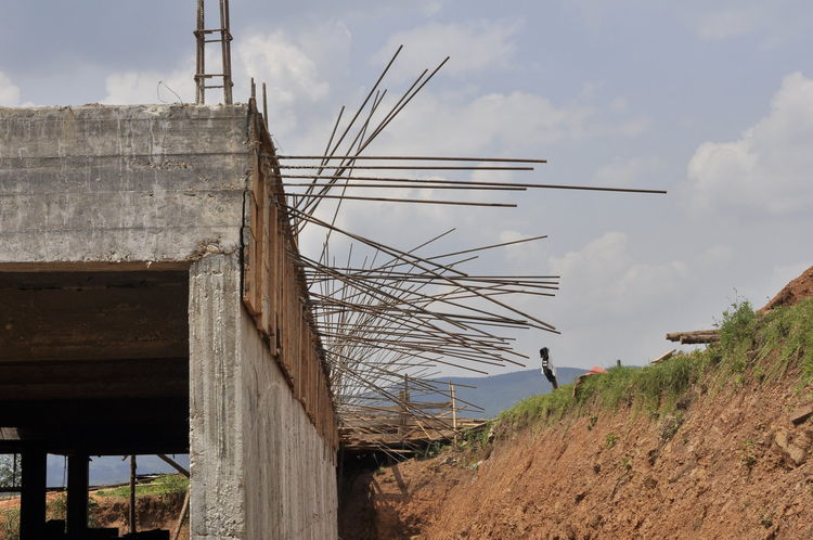 After being given land from a former military site by the Rwandan government in 2008 (a very promising step from the now-stable regime), MASS went to work immediately.  Along with Bruce Nizeye, Partners In Health's Head of Infrastructure in Rwanda, they c