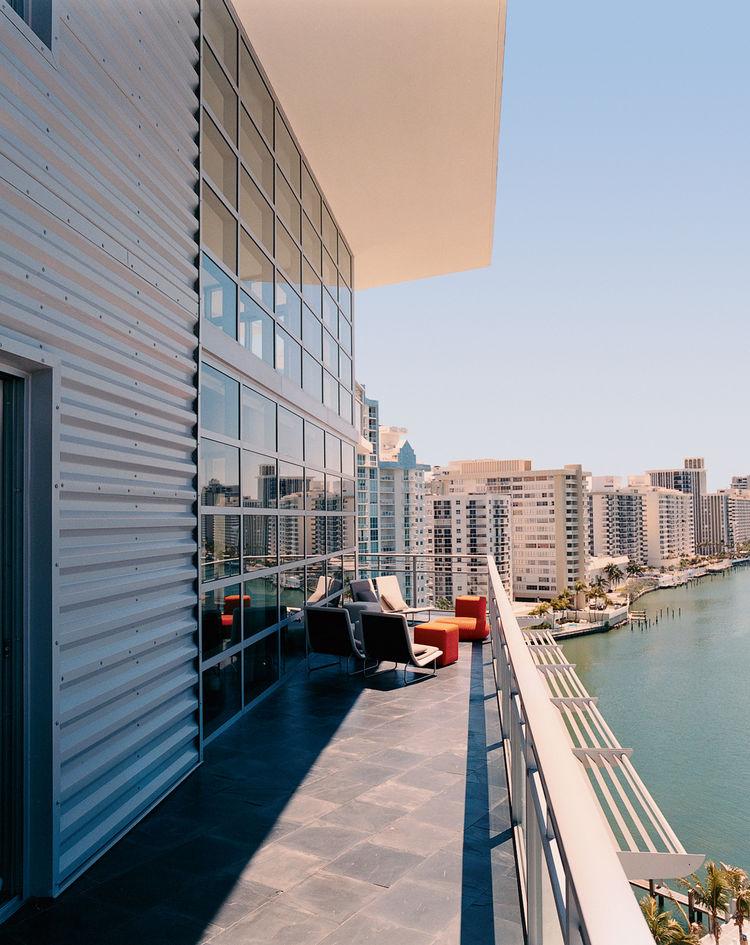 The Aqua development on Allison Island is the brainchild of South Beach's development impresario Craig Robins.