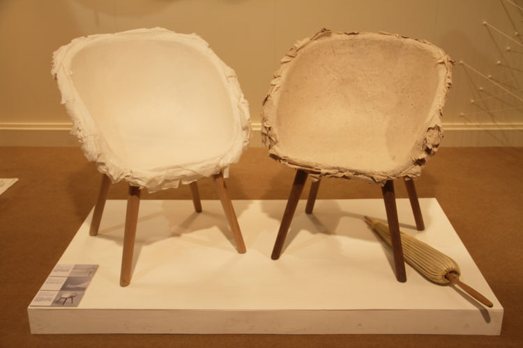 "The three principals of <a href=""http://www.innovo-design.com/"">Innovo Design</a>, Christoph John, Jovana Bogdanovic, and Zhang Lei, met in Milan in 2009. Together they launched a company, and this year they announced their collection for Salone Satellite"