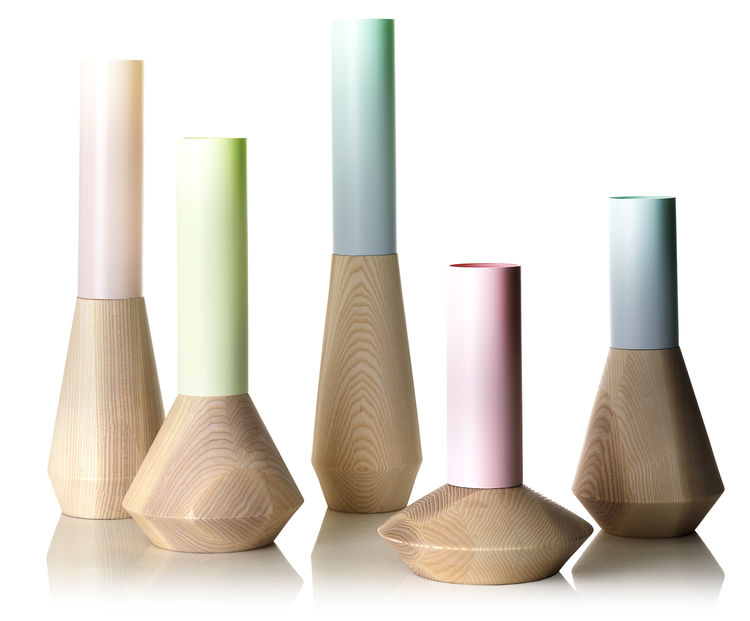 """Object #1. """"Among prototypes and sketches we also developed some half–time forms; early seeds that influenced later objects. These not yet functionally defined forms acted as catalysts throughout the process."""""""