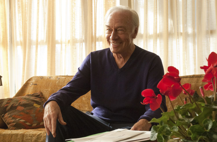 Academy Award nominee Christopher Plummer stars as Hal Fields, a man who comes out of the closet at age 75 following the death of his wife of 45 years. This photo is taken inside Neutra's Lovell Health House. Photo by Andrew Tepper, courtesy of Focus Feat