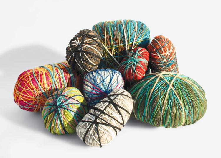 "Soft Rocks by <a href=""http://www.aguinigadesign.com/soft_rocks.html"">Tanya Aguiñiga</a>."