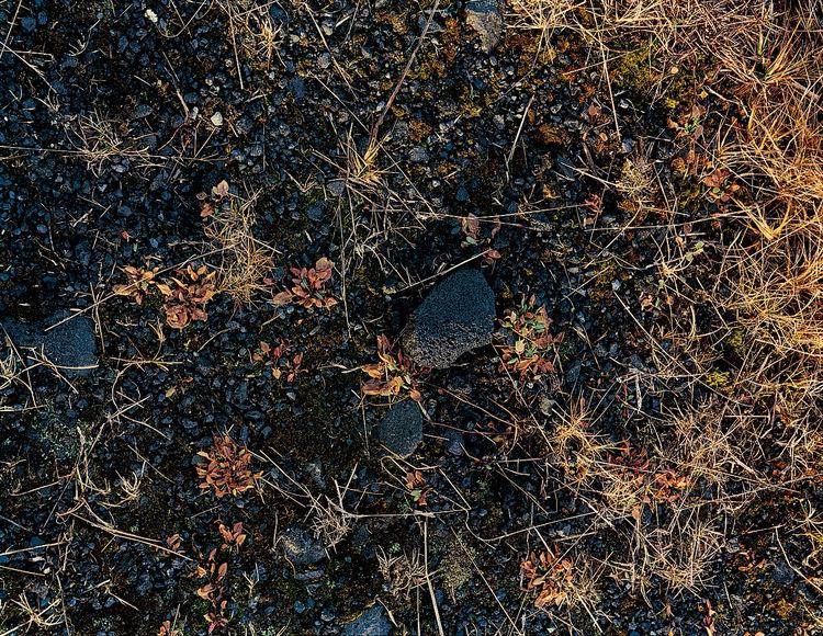 Rocks may house the huldufólk.