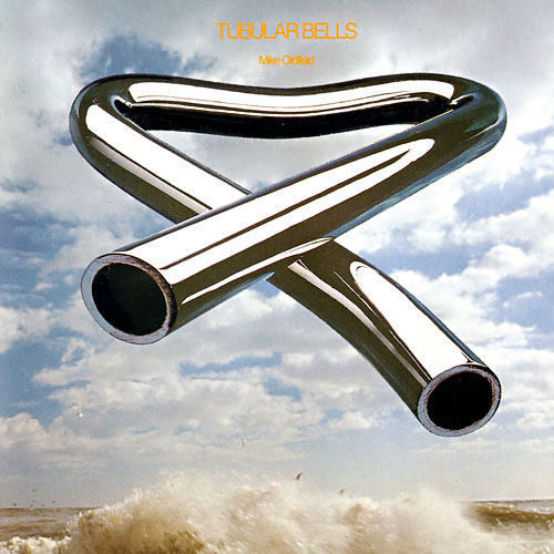 Mike Oldfield's 1973 <i>Tubular Bells</i> was the first release on Branson's then-virgin Virgin Records.