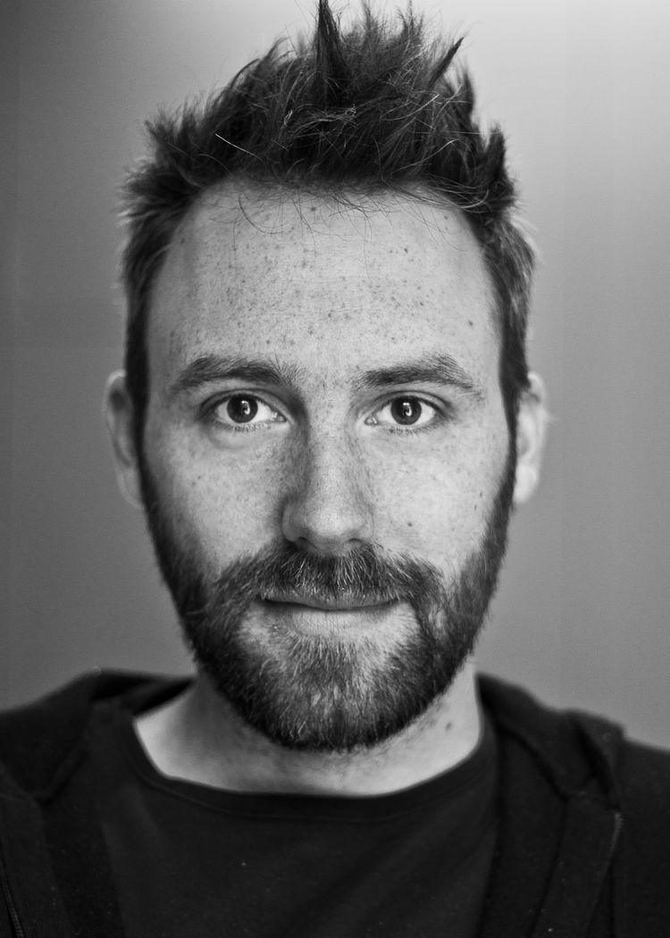 """Ruud Belmans, the creative director at <a href=""""http://www.pinkeye.be/"""">Pinkeye</a>."""