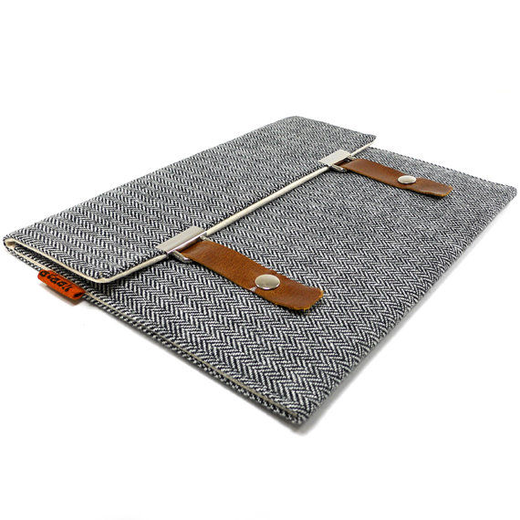 "There is no doubt that lots of schools are embracing technology these days. If your shopping list includes something to protect your kid's iPad or Kindle, look no further than <a href=""http://www.stash-bags.com/product/ipad-case-in-gray-herringbone"">stash"