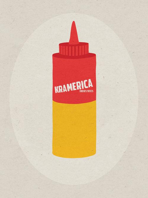 seinfood poster rinee shah ketchup