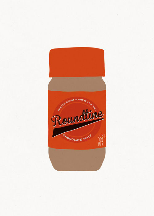 Why don't they call it Roundtine?
