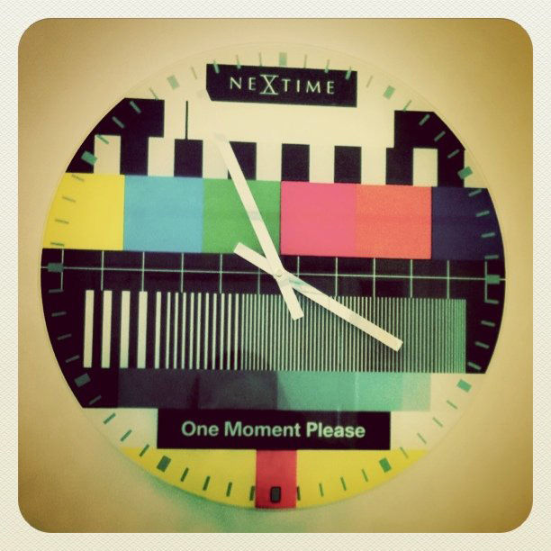 Found through a search for #clocks.