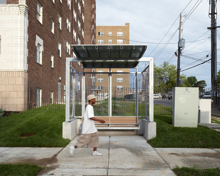 The real test for infrastructure like this though is ultimately how many people make use of it. Too early to tell now, but as for a nice, modern addition to the neighborhood, these shelters do the trick.<br /><br /><p><em><strong>Don't miss a word of Dwel
