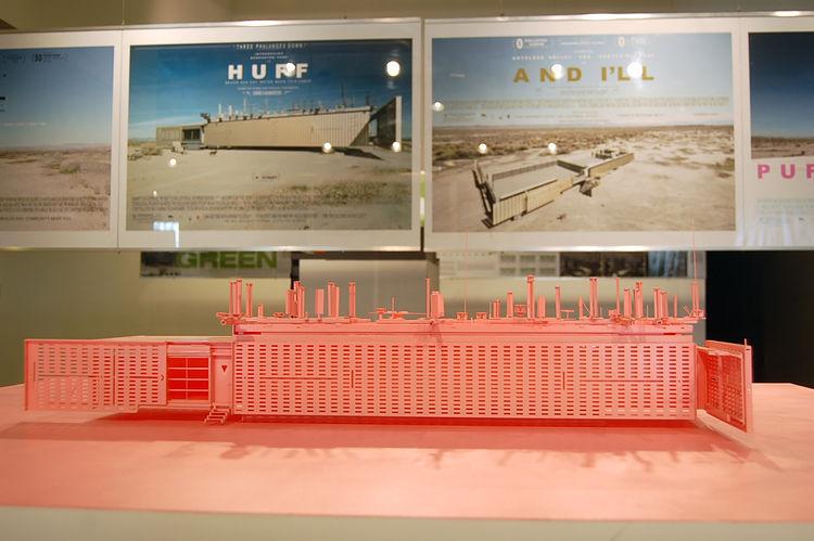 "Aryan Omar, a designer with <a href=""http://www.richardmeier.com/www/"">Richard Meier & Partners</a>, took on the challenge of creating homes built for California's desert environs."