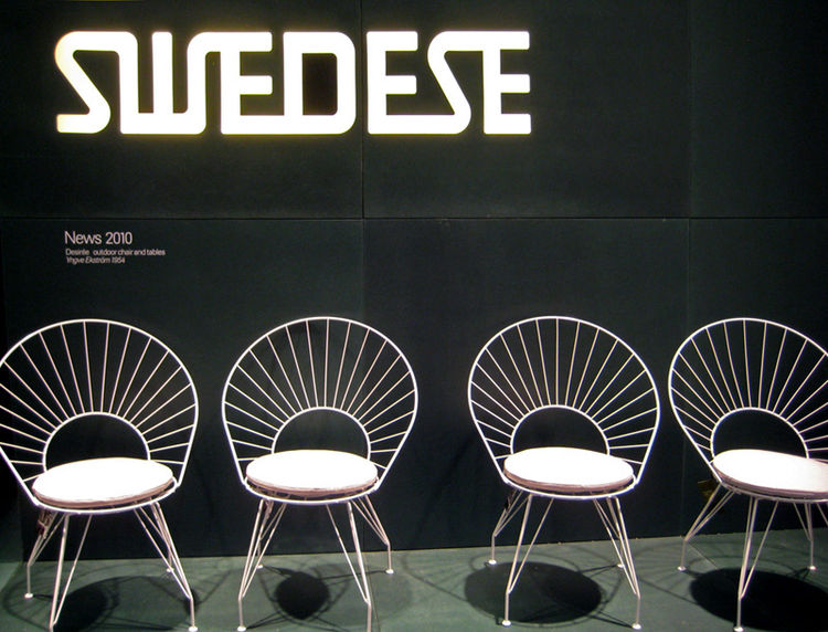 "The chairs are in production and can be found at the stores listed on the <a href="" http://www.swedese.se/aterforsaljare-och-agenter/?country=144&type=36"">Swedese website</a> in the Western and Midwestern US."