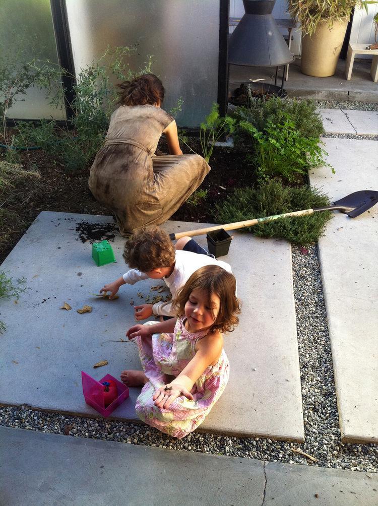 Worms! Kids love 'em.
