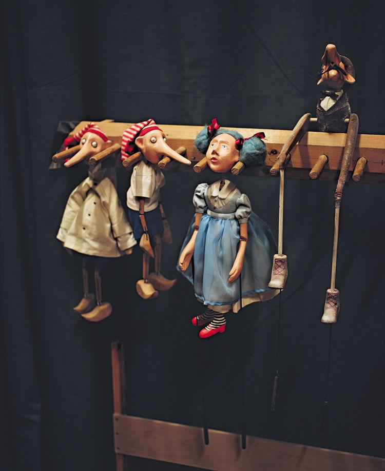 """<a href=""""http://nukuteater.ee"""">Puppet Theater (Eesti Nukuteater)</a> — Lai 1/3"""