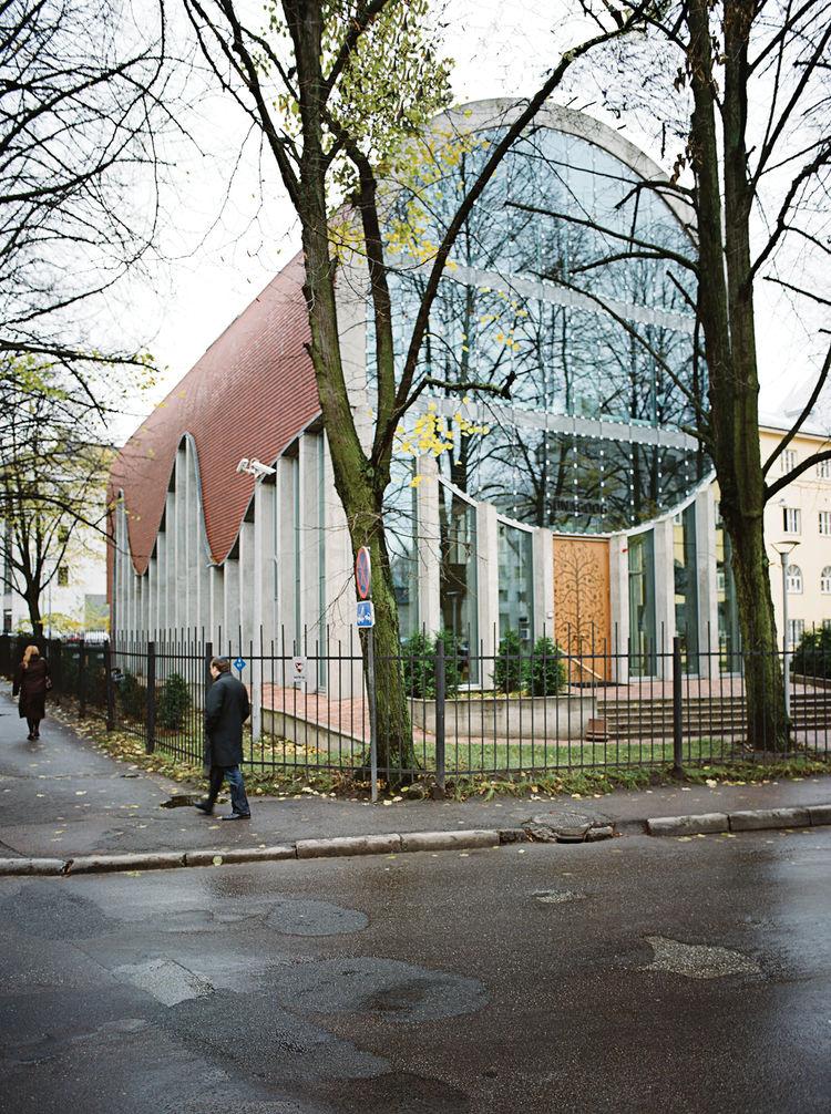 """<a href=""""http://ejc.ee"""">Tallinn Synagogue</a> — 16 Karu"""