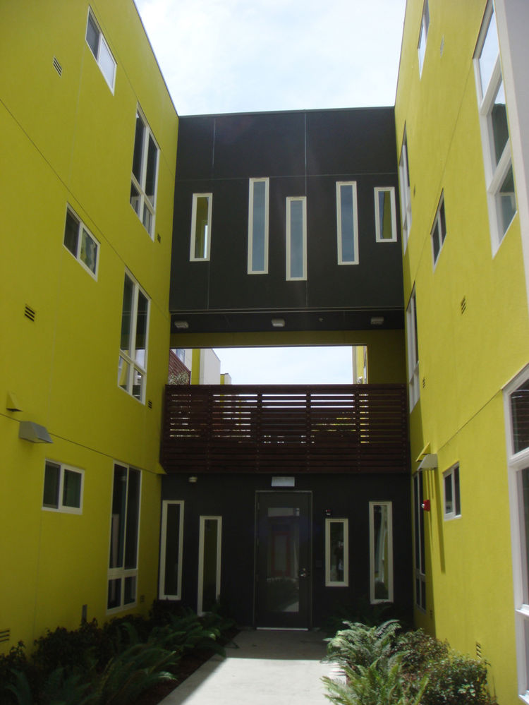 Tassafaronga's housing stock is made up of medium-density townhouses and high-density apartments for a total of 179 units.
