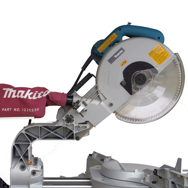 I admire the aluminum truss that supports the cutting head on my Makita 12-inch sliding compound-miter saw, which was designed in Japan and assembled in Buford, Georgia. It reminds me of cantilever bridges such as Canada's Pont de Québec (the world's long