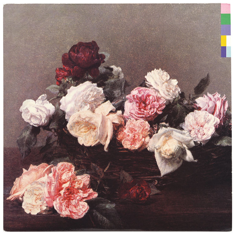 "Peter Saville, ""Power, Corruption & Lies"" album cover for New Order, 1983. © Peter Saville"
