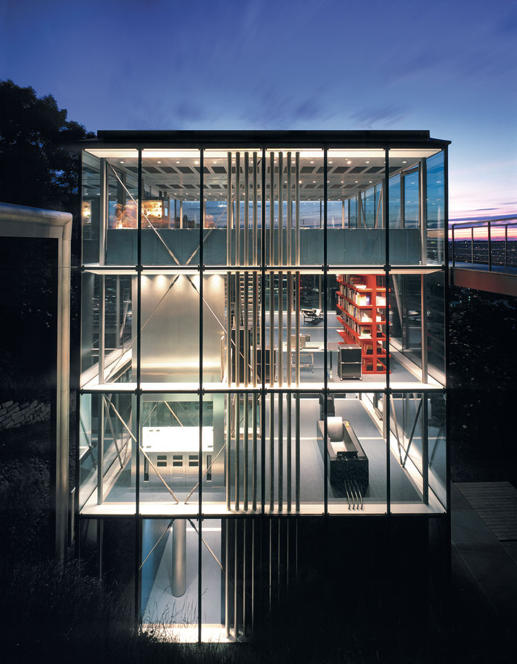 R128, Sobek's family home (featured in Dwell's May 2003 issue), is a groundbreaking example of green design with zero energy consumption, emissions, and waste.