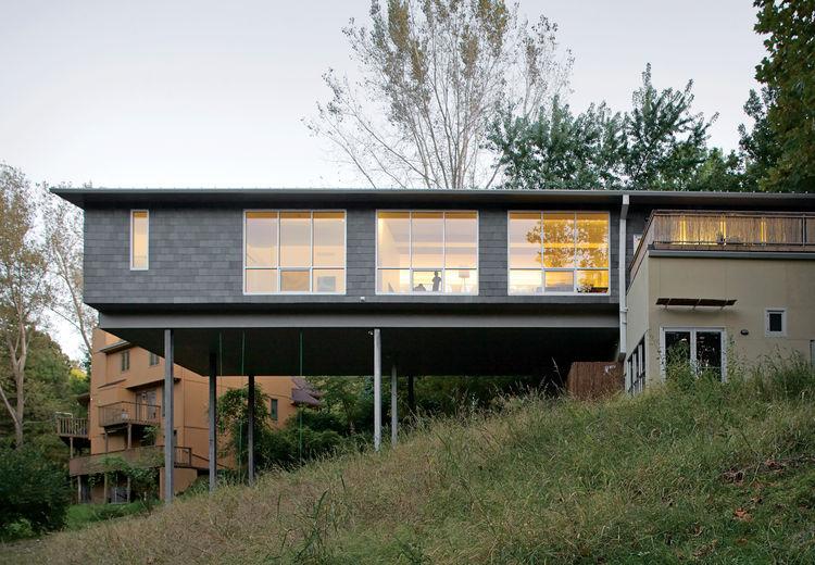 kansas city, missouri, modern house