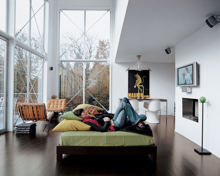 Great room in Portland, Oregon