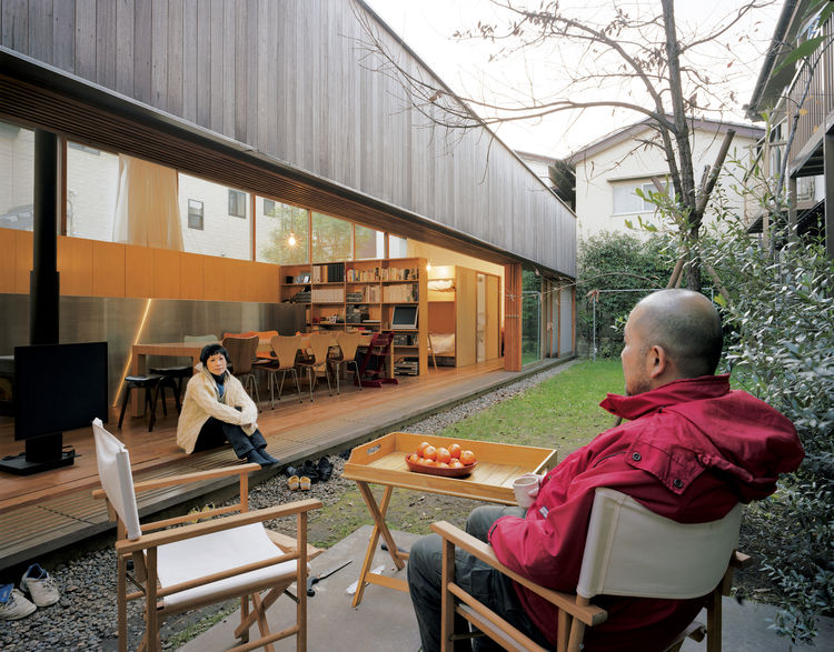 tokyo, house, Takaharu and Yui Tezuka