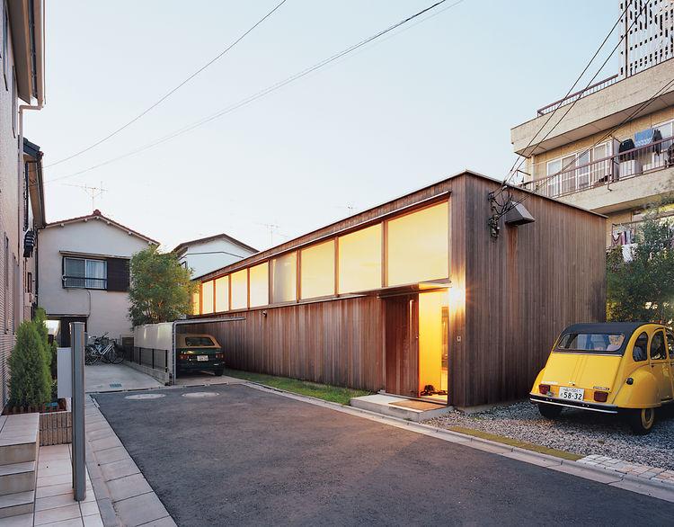 engawa house, tokyo, japan