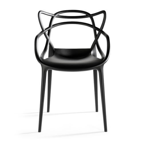 Masters Chair designed by Philippe Starck for Kartell