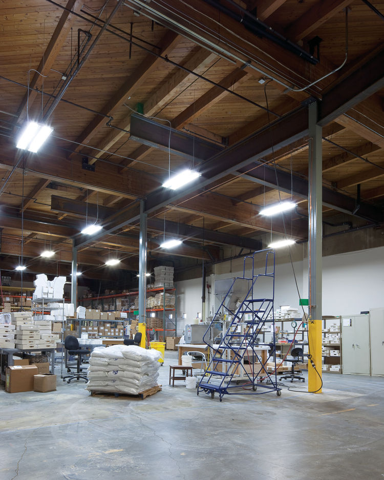 The office/warehouse on which the Sky Ranch was built required a $200,000 retrofit before construction could even begin.