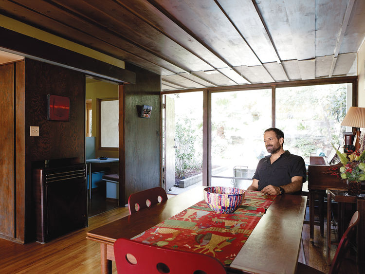 Bubeshko Apartments modern renovation dining room