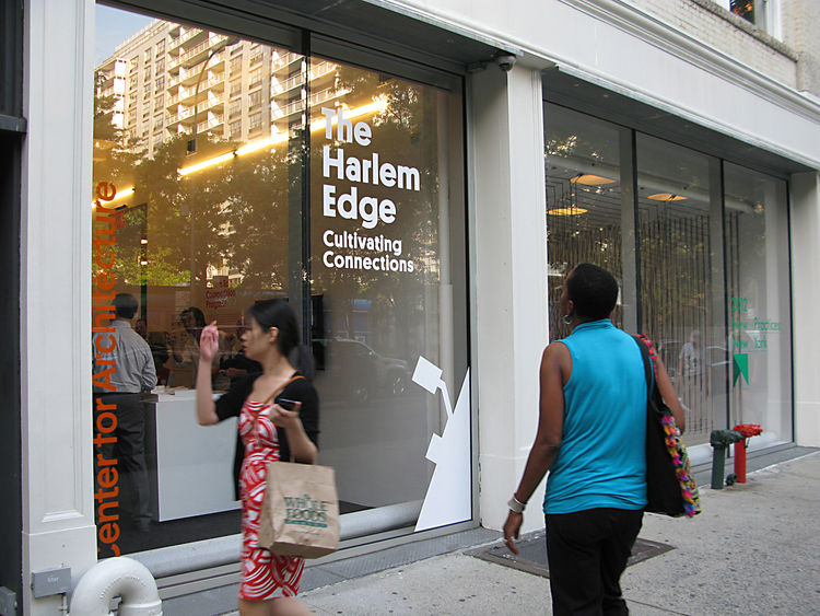 The Harlem Edge: Cultivating Connections exhibition