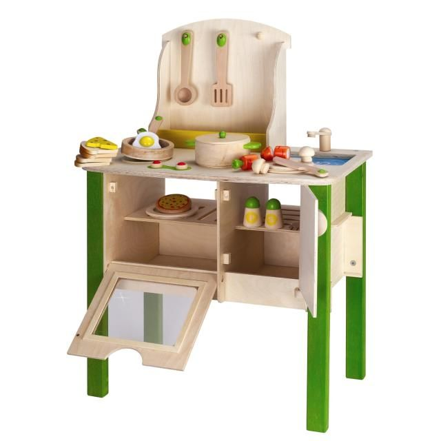 Hape Toys play kitchen