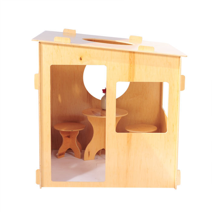 Modern Playhouse puzzle playhouse
