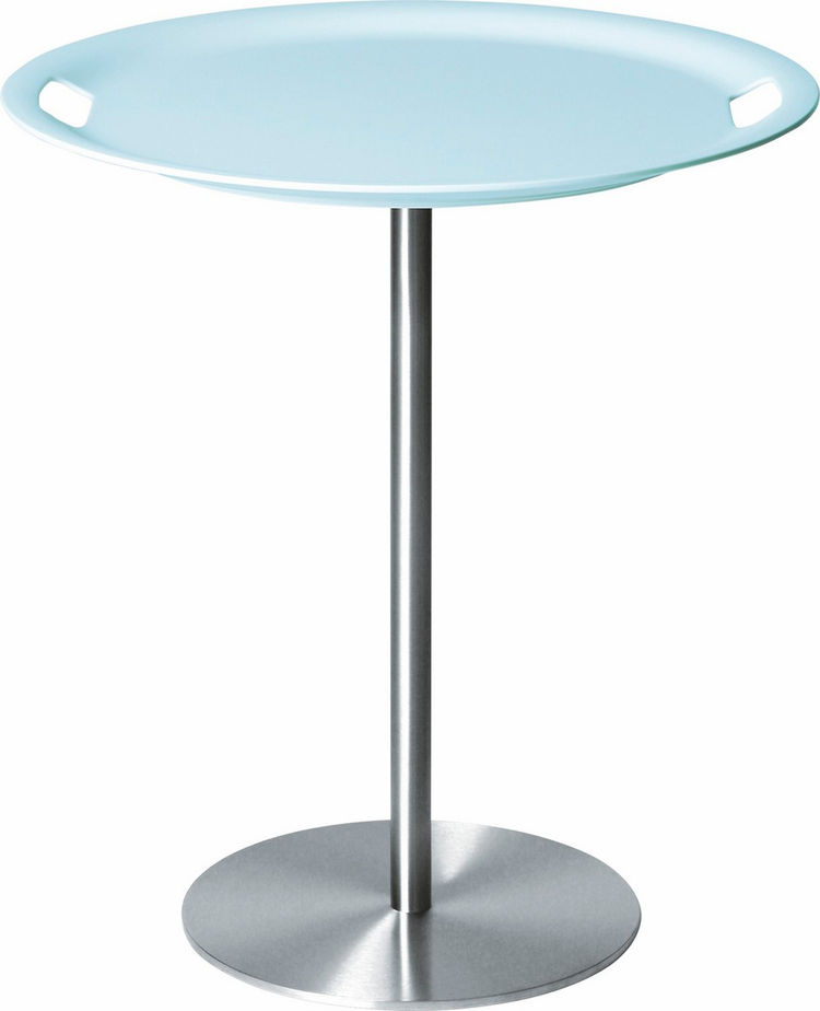 Modern side table by Jasper Morrison for Alessi