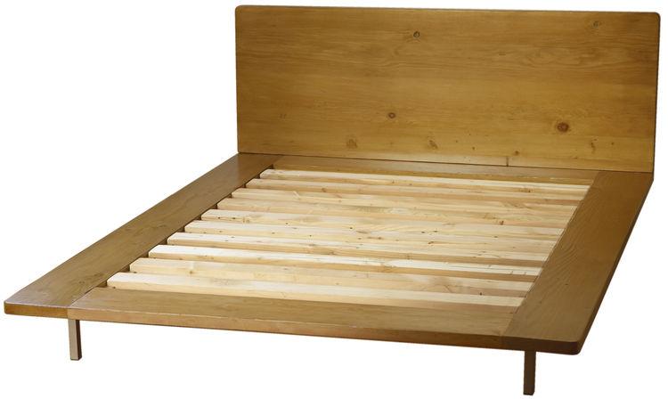 Branch bed frame