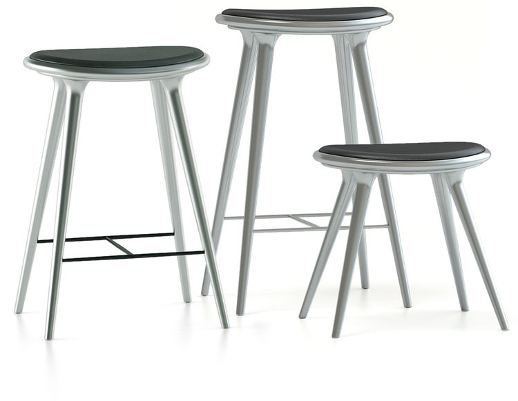 Branch aluminum stools