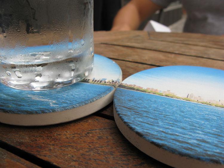 Modern coasters by Coastermatic