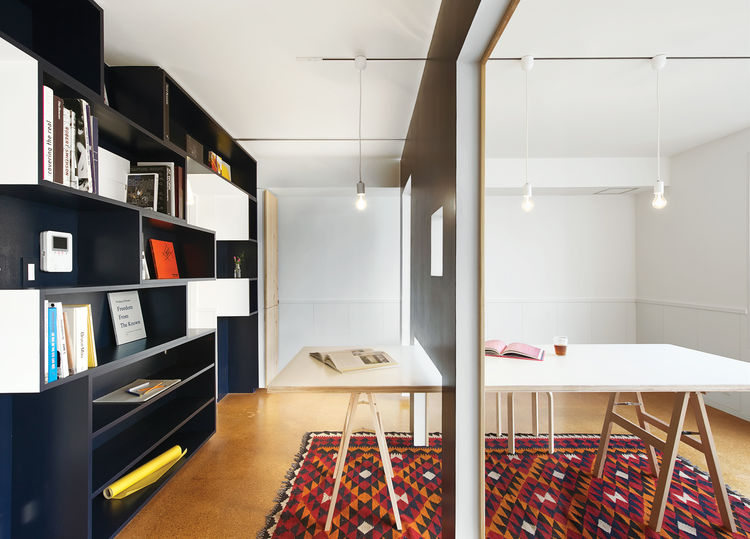 a creative apartment renovation in tokyo