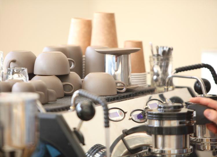 Blue Bottle Coffee espresso machine