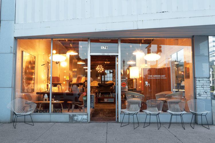 Green Ant Store in Salt Lake City, Utah