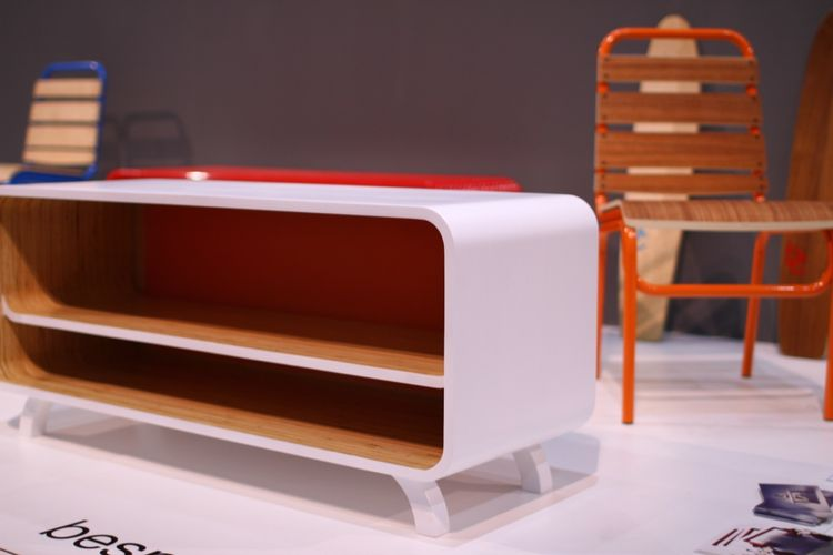 Furniture by Bespoke Creative at Dwell on Design 2012