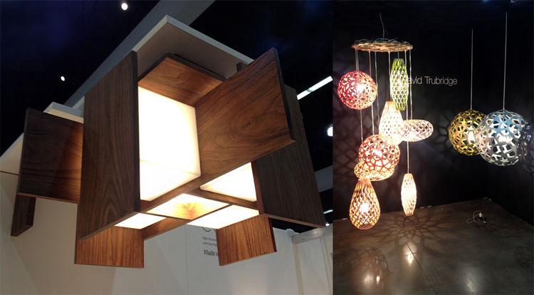 Cerno Trubridge Lighting at Dwell on Design 2012